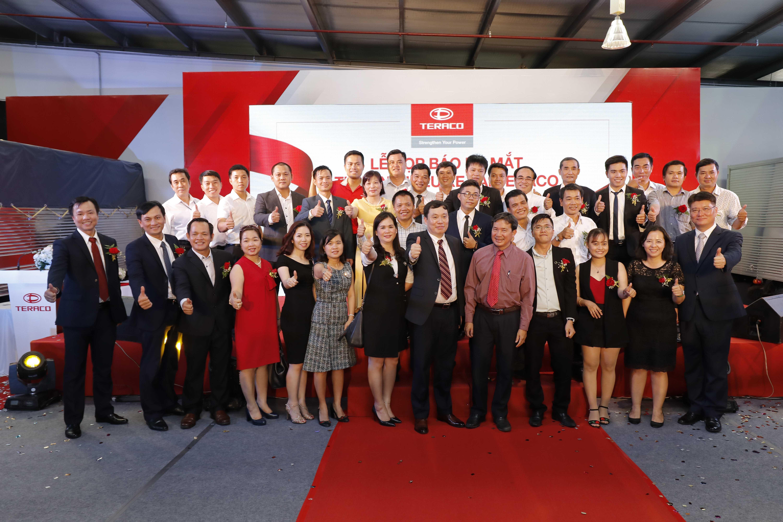 Các đại lý của Daehan Motors trên toàn quốc cùng đến tham dự ra mắt thương hiệu Teraco(1)