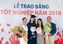 Á hậu Thùy Dung rạng rỡ trong ngày tốt nghiệp - phongcachdoisoing.vn