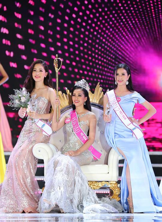 Tân Hoa hậu Việt Nam được báo chí nước ngoài khen ngợi - Ảnh 4.
