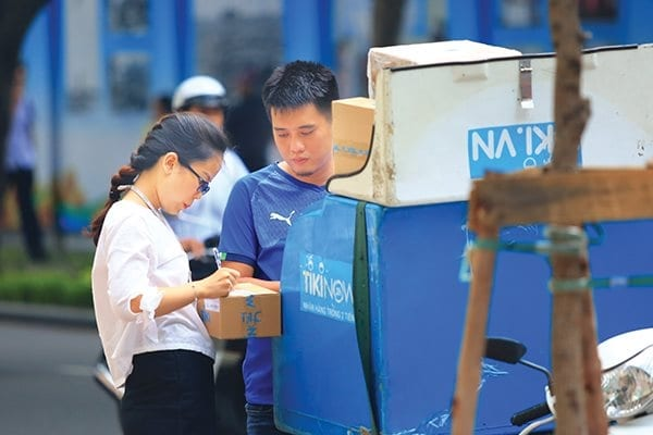 Thương mại điện tử: Cuộc chơi đến hồi gay cấn - pcds.vn - kkdvietnam