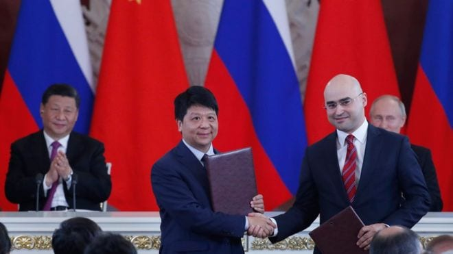 Huawei được Chính phủ Nga tin tưởng phát triển mạng 5G - phongcachdoisong.vn - kkdvietnam