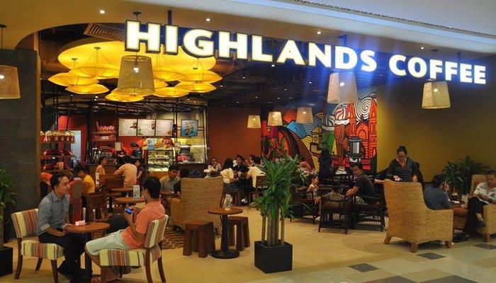 Chuỗi cà phê Highlands Coffee thay đổi ra sao từ khi về tay Jollibee?