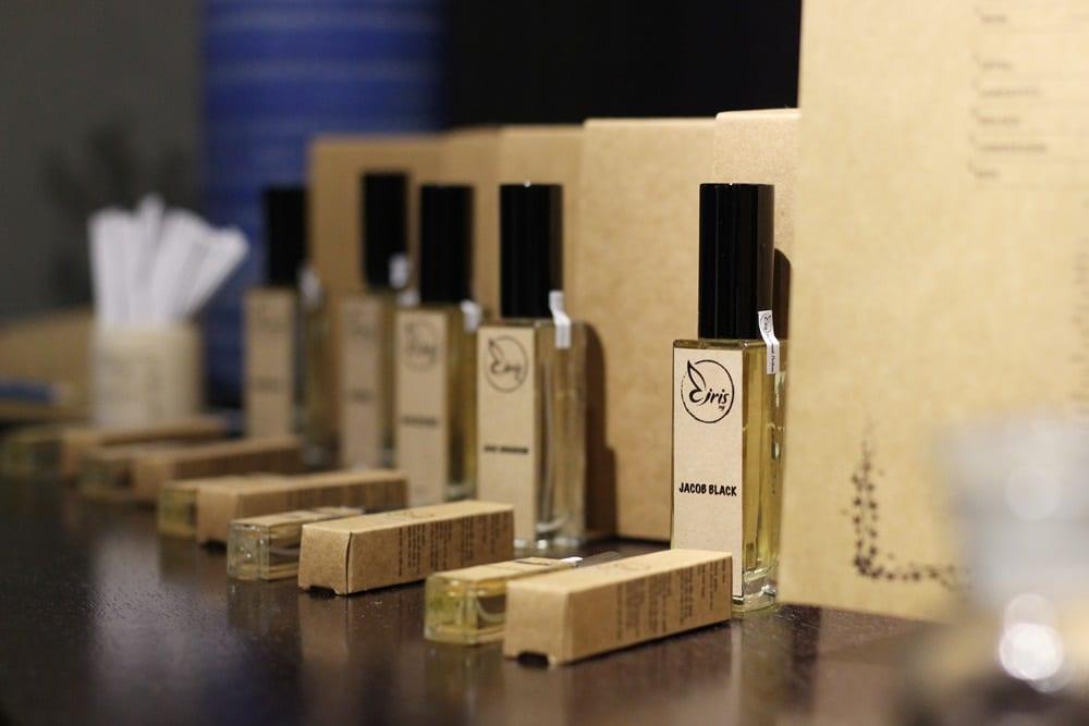 Iris Nguyễn và câu chuyện về các sản phẩm mùi hương