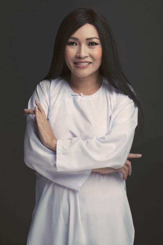 """Phương Thanh (Nguyên Hương)  tiếp tục cho ra mắt sáng tác mới của Nhạc sĩ Chúc Linh có tựa đề: """"Mẹ – Bông Hồng Trắng"""""""