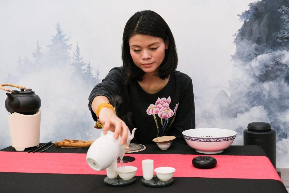 Tian Tea - nơi để tâm hồn thưởng thức trà