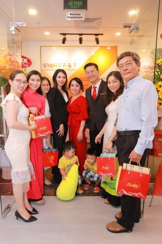 Stars P&T ra mắt thương hiệu trà túi lọc Đông trùng hạ thảo Healthy